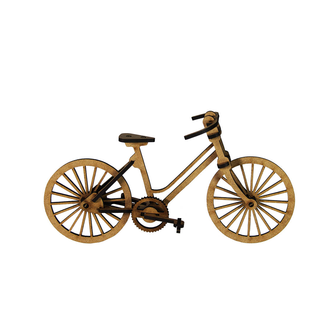 Miniatura Bicicleta de Passeio (Cutz)