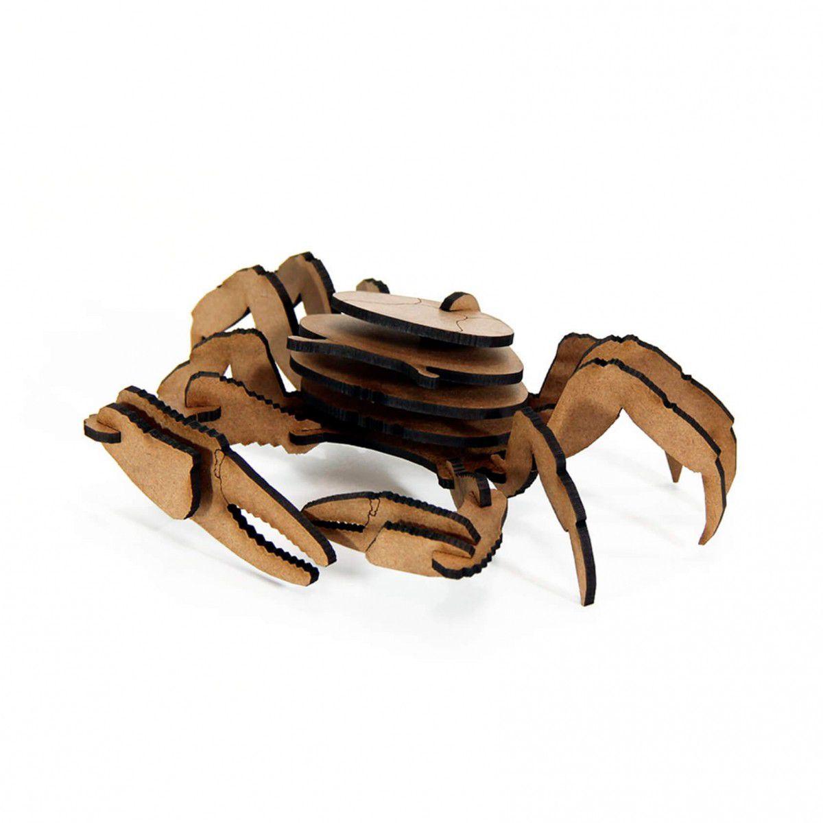 Marinhos - Miniatura para montar Caranguejo
