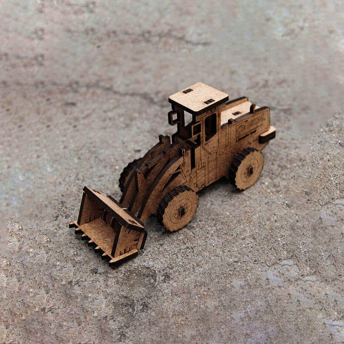 Miniatura Carregadeira - Caterpillar