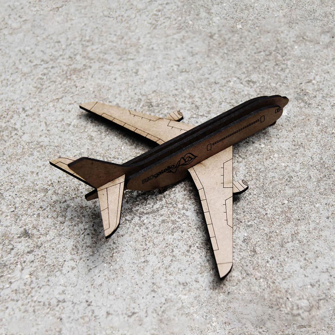 Miniatura de avião - RioGaleão