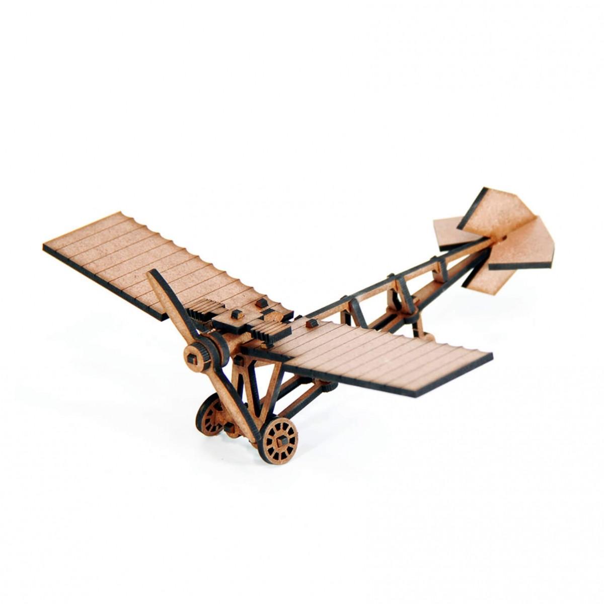 Miniatura para montar Demoiselle (Cutz)