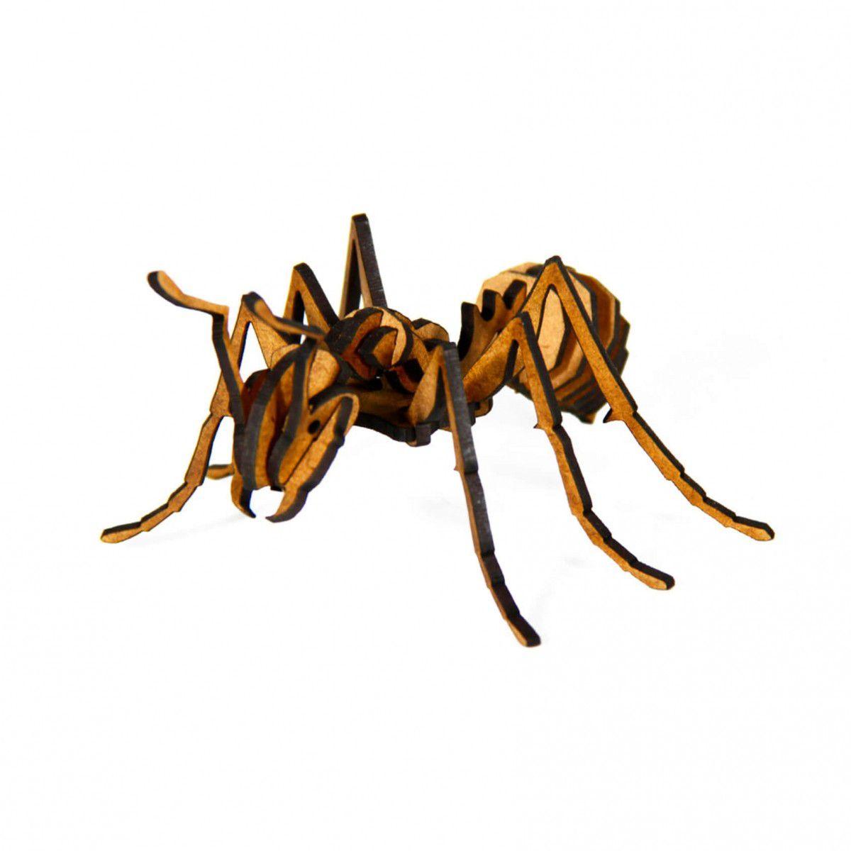 Insetos - Miniatura para montar Formiga