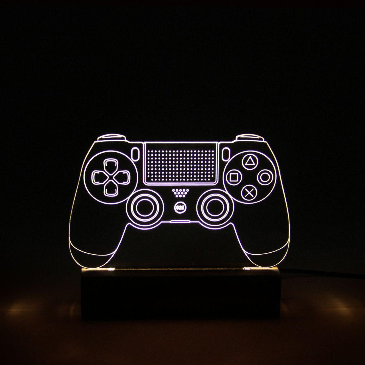 Nerd - Luminária Play4