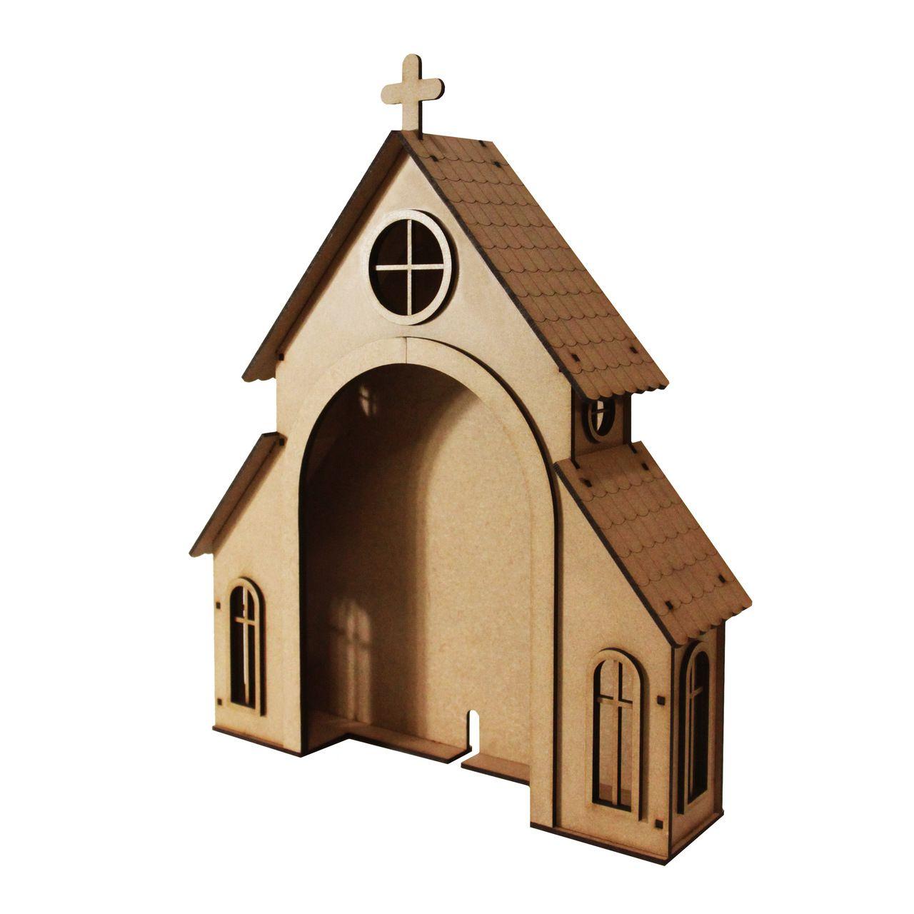 Para montar - Capelinha de Oração