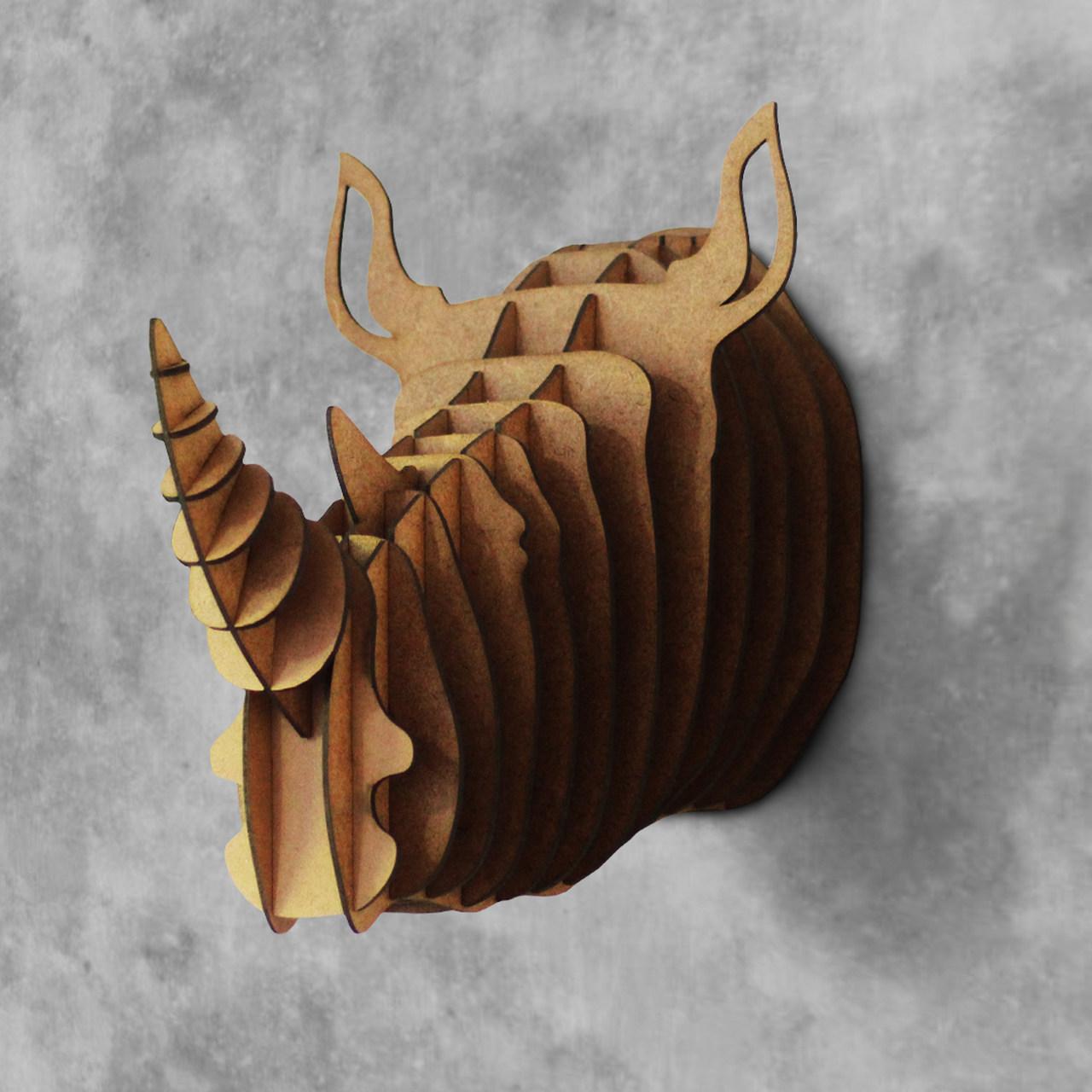 Rinoceronte - tamanho G