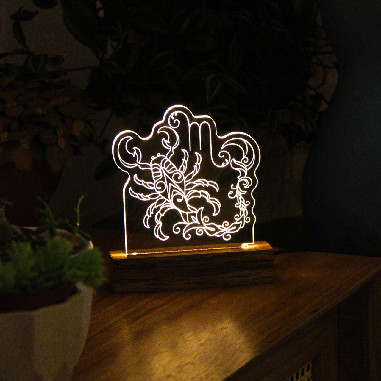 Signo - Luminária Escorpião