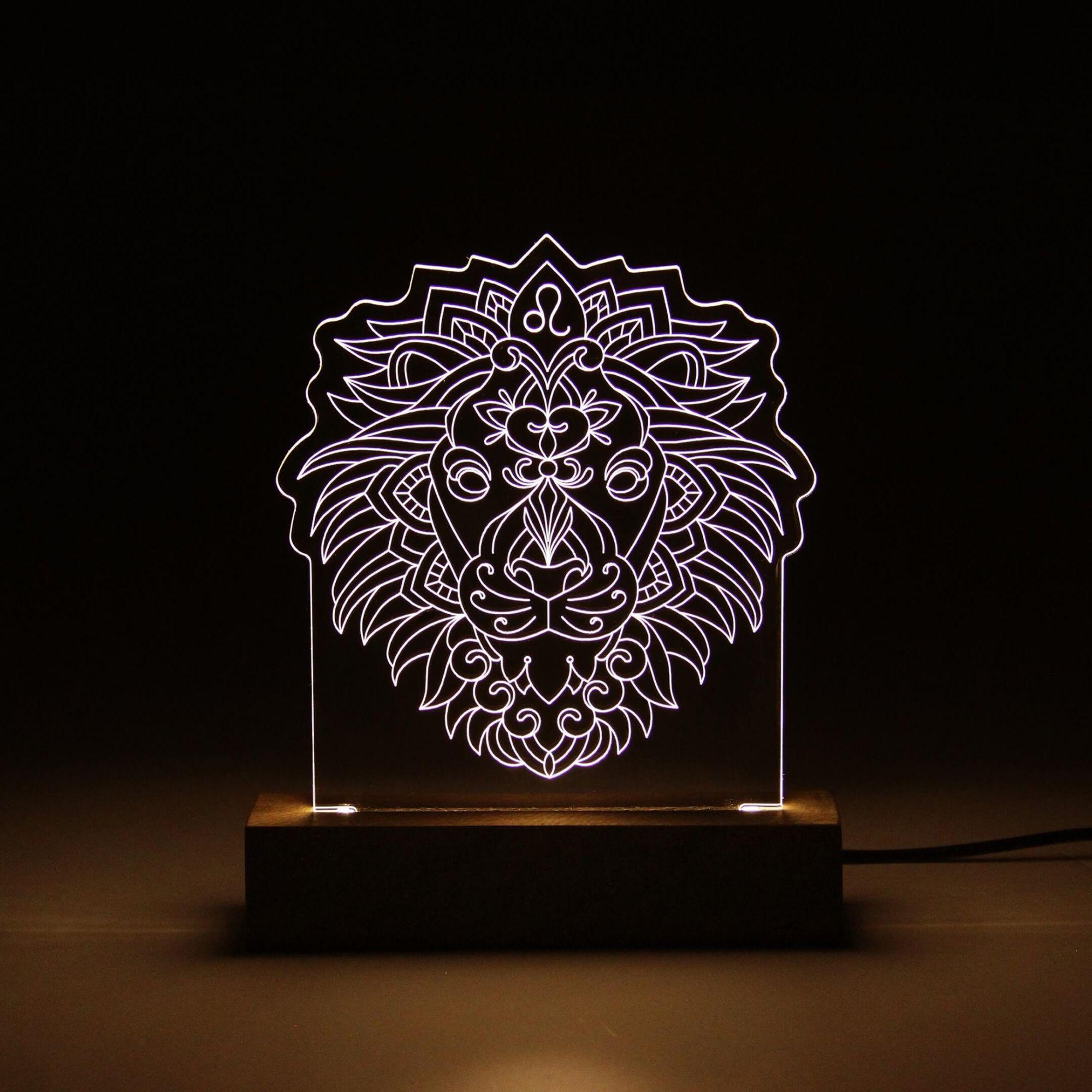 Signo - Luminária Leão