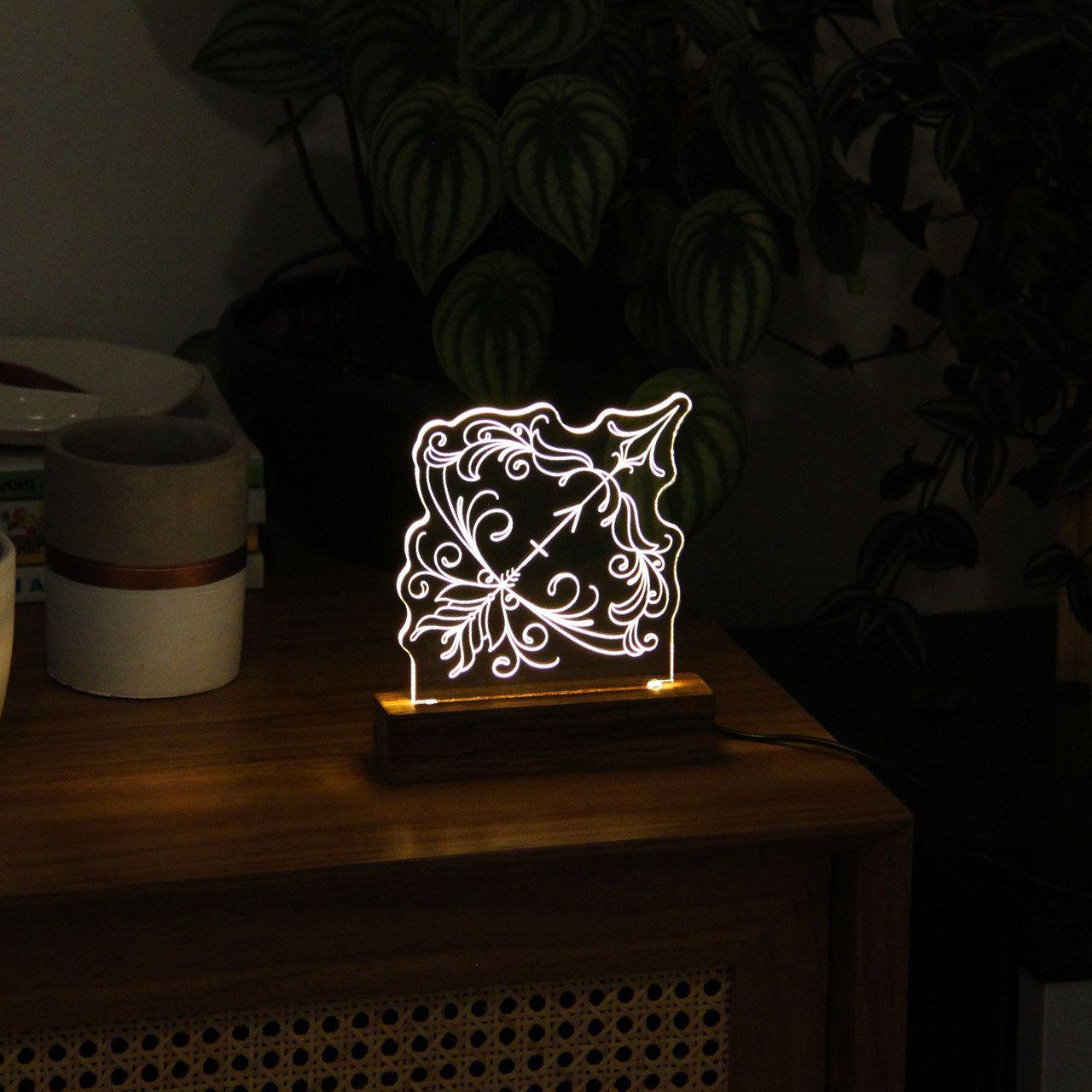 Signo - Luminária Sagitário