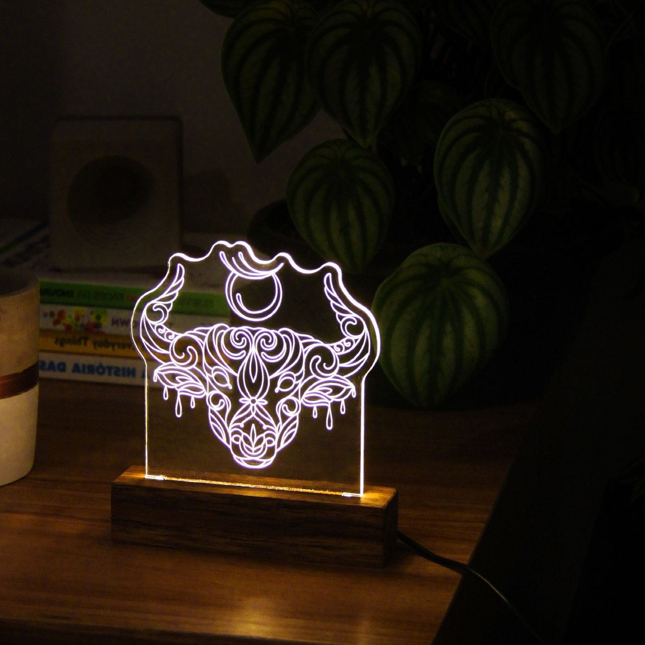 Signo - Luminária Touro