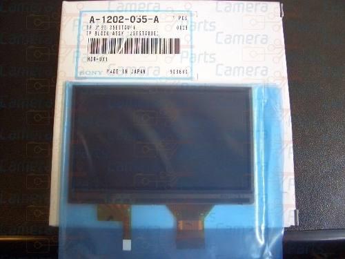Display Lcd para Sony HDR-SR1, HDR-UX1