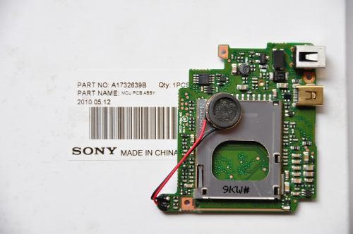 Circuito Principal Câmera Sony DSC-W180