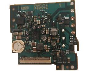 Circuito de alimentação para Sony DSC-H9