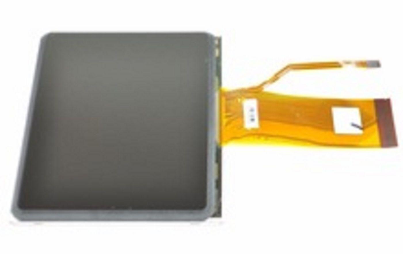 Display Lcd para Nikon D7200, D810, D750