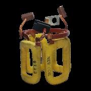 BOBINA CAMPO MOTOR PARTIDA REFORCADA CHEVETT MARAJO 1.6 - GOL VOYAGE - PASSAT 1.6 - PAMPA BELINA 1.6 12V