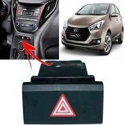 Botão Interruptor Pisca Alerta Hyundai Hb20 Novo Original