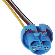 CHICOTE REPARO LAMPADA FAROL  HB1 HB5 3 VIAS