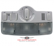 Lanterna De Teto Audi A3 Golf Bora 99 Com Teto Solar original