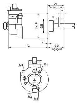 AUTOMATICO DO MOTOR PARTIDA HONDA CIVIC 1.4 1.6 1998>2000 12V