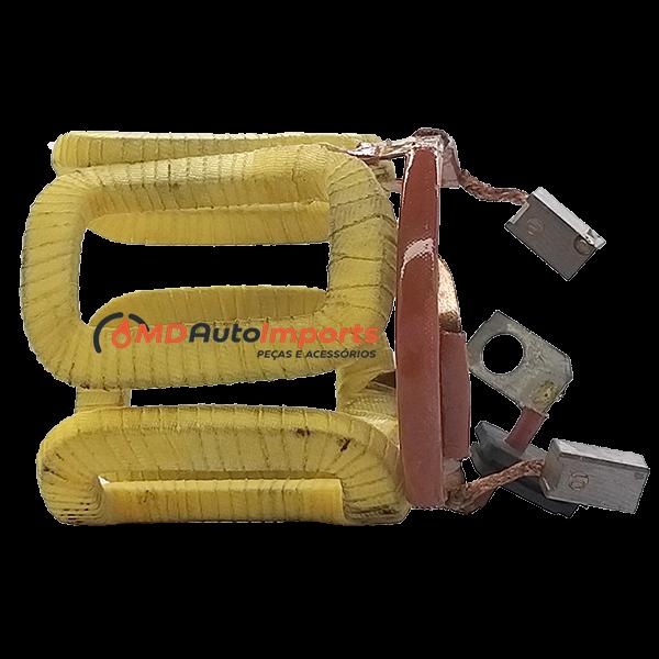 BOBINA CAMPO MOTOR PARTIDA FORD ESCORT 1.8 VERONA GLX 1.8 VW APOLLO GL GLS 1.8