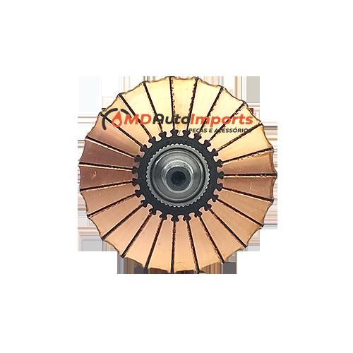 INDUZIDO MOTOR PARTIDA PEUGEOT 206 207 307 CITROEN C3 C4 C5 RENAULT KANGOO SCENIC CAPTUR