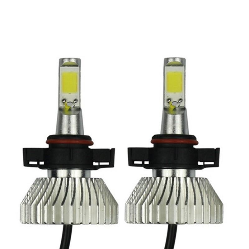 KIT SUPER LED H16 35W 3200 LUMENS 6000K COMPLETO