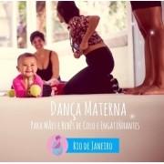 Dança Materna para Mães com Bebês de Colo