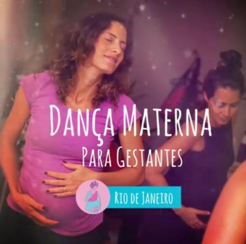 Dança Materna para Gestantes