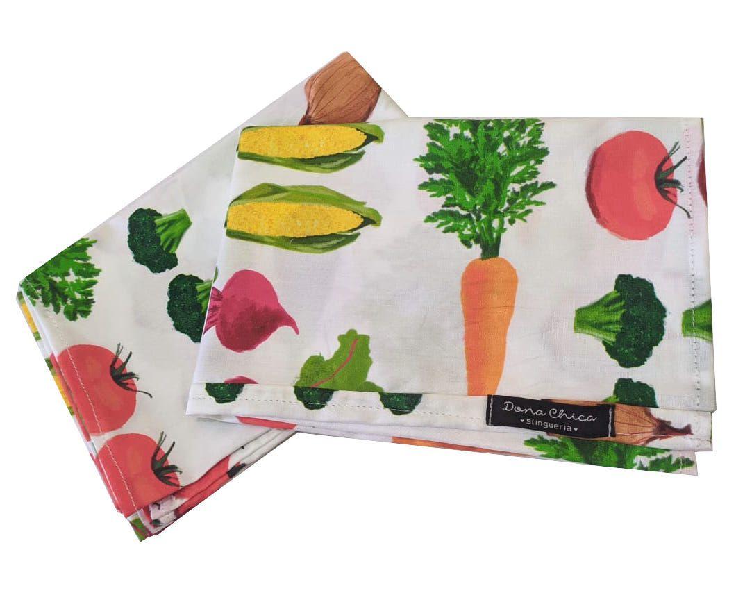 Fast Wrap Criaturas Legumes