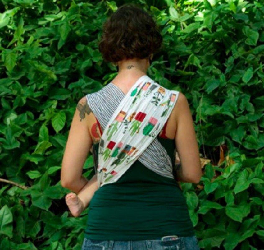 Fast Wrap Floral Preto