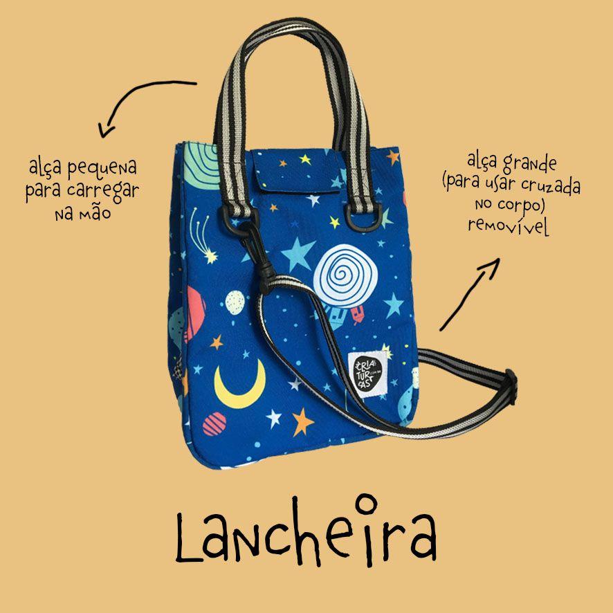 Lancheira Cactos
