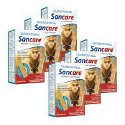 Dilatador Nasal Masculino Kit 6 caixas com 10 unidades Sancare
