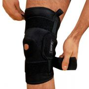 Estabilizador Ortopédico Para Joelho com Suportes Metálicos Flexíveis Mercur