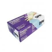 Luva Látex Procedimento Não Cirúrgico Sem Pó Caixa Com 100 UND Descarpack