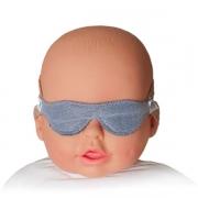 Protetor Ocular Para Fototerapia Coban Bege Dejamaro