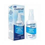 Spray Antisséptico Para Higienizar e Nutrir a Pele Cicatrisan 45ML