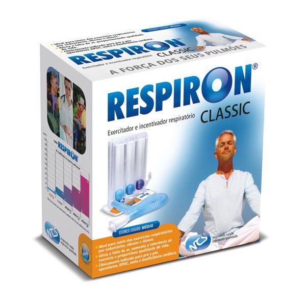 Aparelho Para Exercício Respiratório Respiron Classic NCS