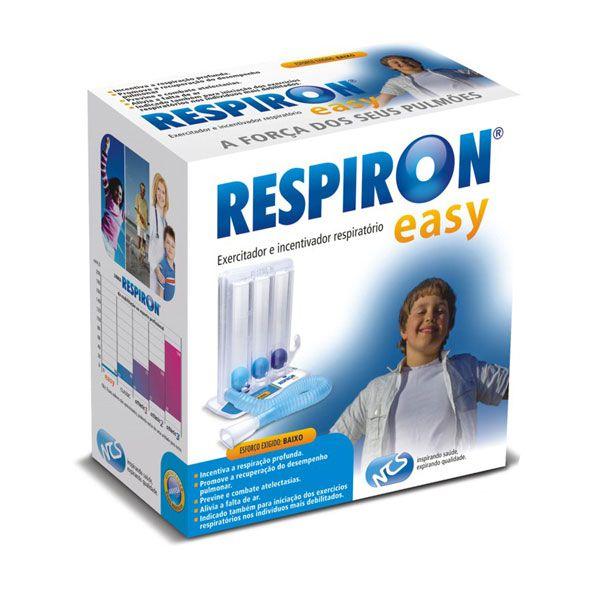 Aparelho Para Exercício Respiratório Respiron Easy NCS