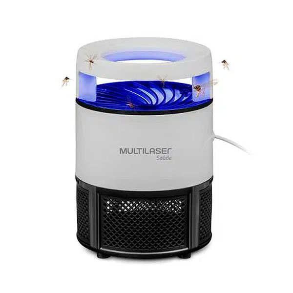 Armadilha Luminária Elétrica Mata Insetos HC033 Multilaser