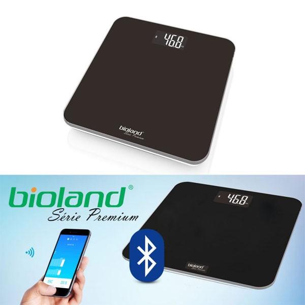 Balança Digital Bluetooth de Vidro EF950i Bioland