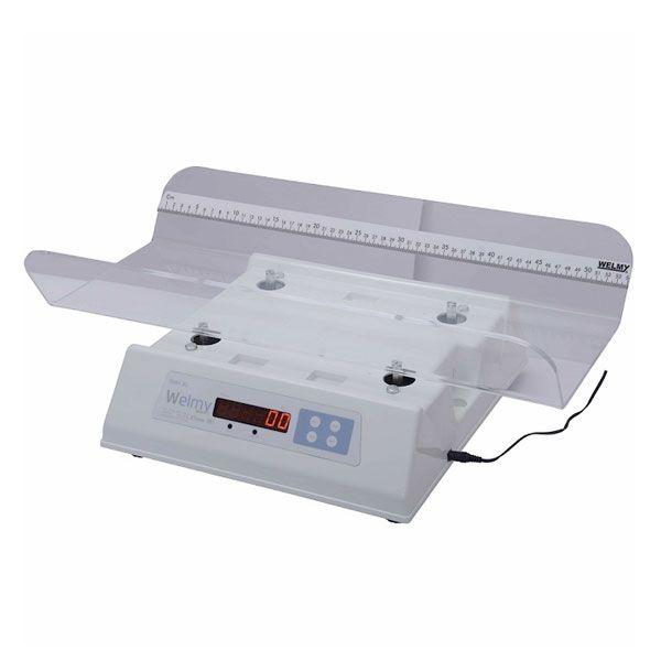 Balança Pediátrica Eletrônica 109 E Acrílico Welmy