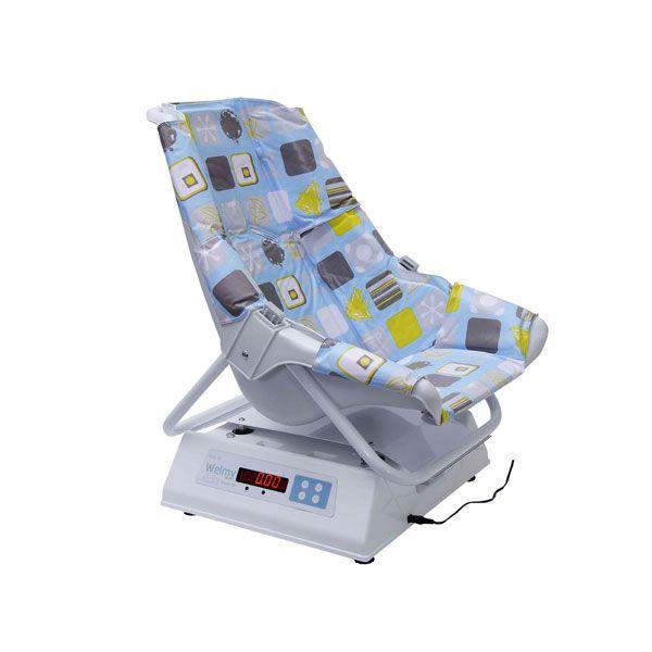 Balança Pediátrica Eletrônica 109 E Confort Welmy