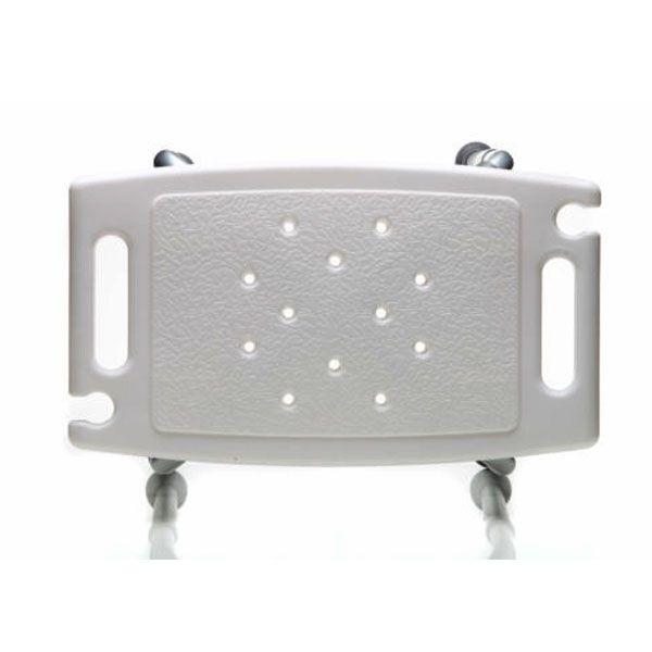 Banco Ortopédico de Alumínio Para Banho sem Encosto Supermedy