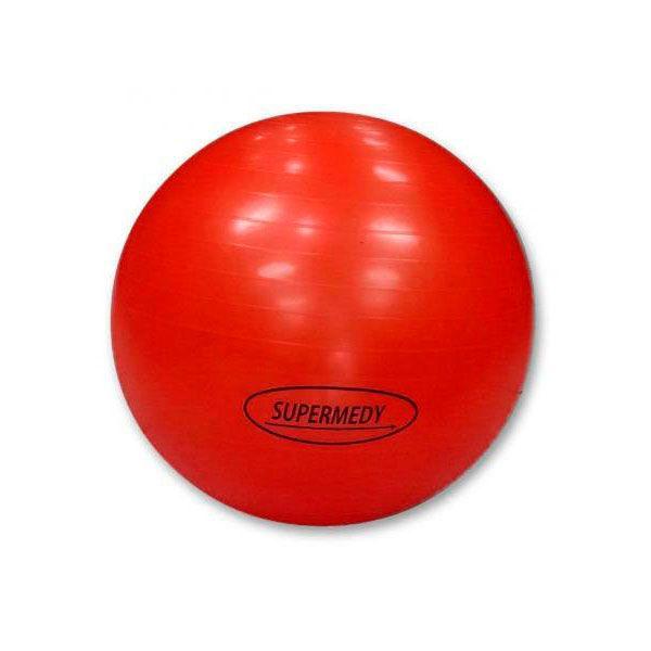 Bola Para Ginástica 45cm Vermelha Supermedy