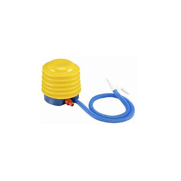 Bola Para Ginástica 55cm Amarela Supermedy