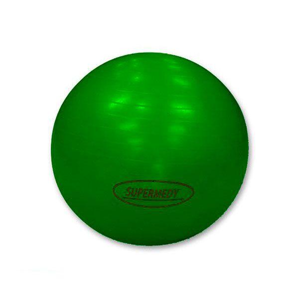 Bola Para Ginástica 75cm Verde Supermedy