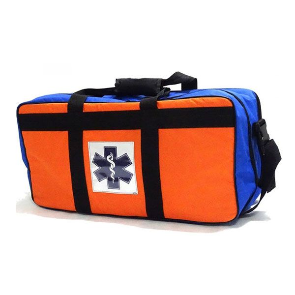 Bolsa de Resgate Ortopédica Emergência Com 9 Bolsinhas SAMU VNO