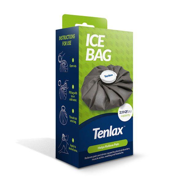 Bolsa Para Gelo Tamanho M Tenlax Ice