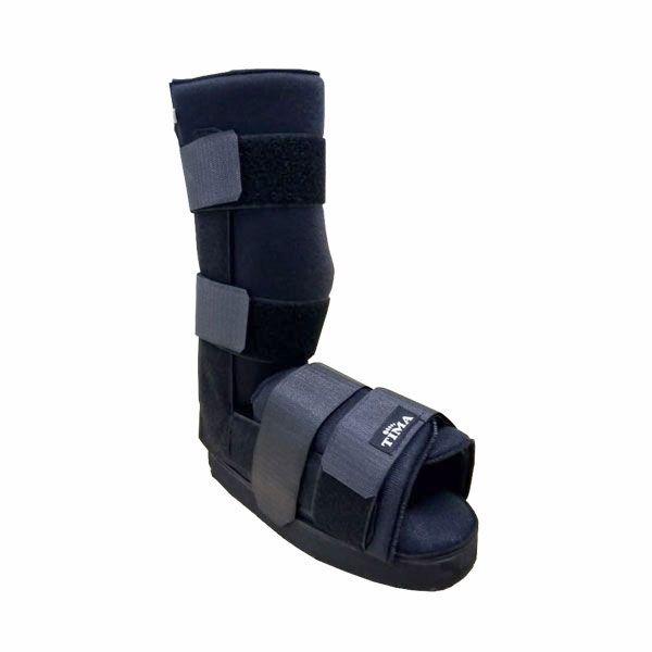 Bota Ortopédica Imobilizadora Curta Bilateral TIMA