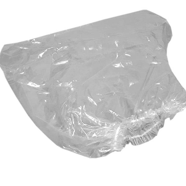 Bota Pé Propé de Plástico Com Elástico Impermeável Com 100 Unidades Cipel