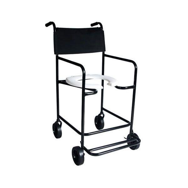 Cadeira de Rodas Para Banho Fixa CH100 Dune